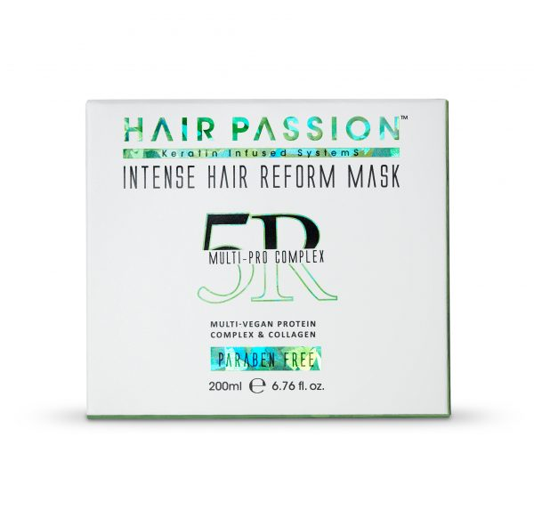 HP Intense Hair Reform Mask Box