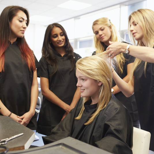 Hair Passion Courses